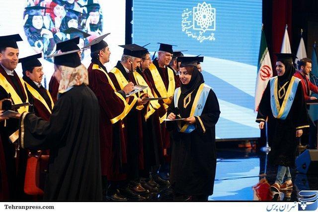 جشن دانش آموختگی دانشگاه علوم پزشکی شهید بهشتی برگزار می گردد