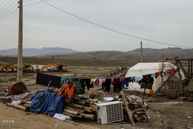 وضعیت بهداشتی مناطق زلزله زده قابل قبول است
