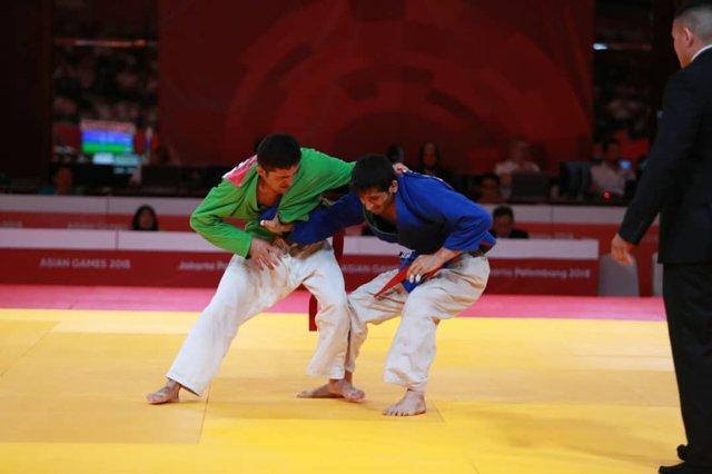 دو مدال برنز دیگر برای کوراش کاران ایران در بازی های آسیایی قطعی شد