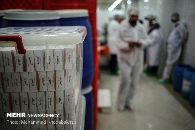 6 میلیارد دلار صرفه جویی ارزی در صنعت داروسازی کشور