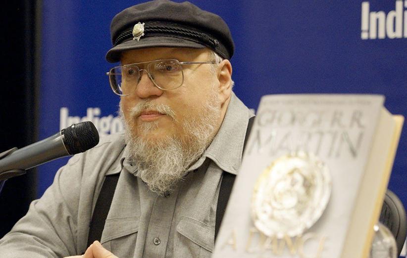 نویسنده رمان بازی تاج و تخت: می شد این مجموعه را برای 5 فصل دیگر ادامه داد
