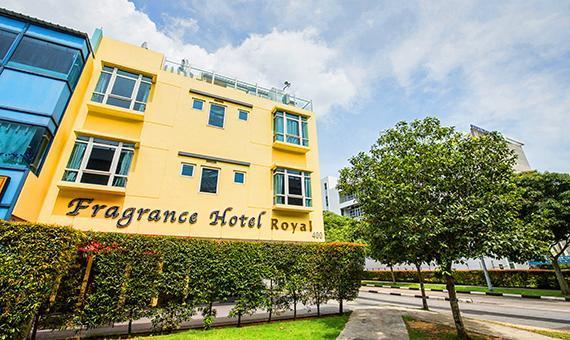 هتل فرگرنس رویال سنگاپور