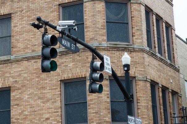 طرح اولیه تقاطع هوشمند خیابان آزمایش می گردد