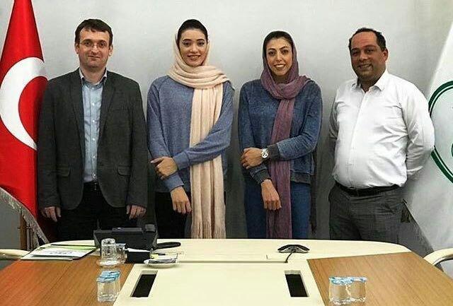 دختری که جوان ترین لژیونر والیبال ایران شد
