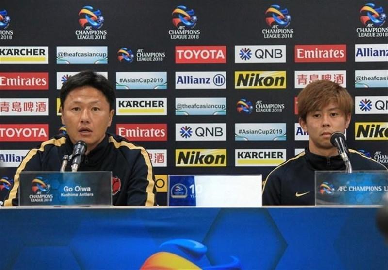 اویوا: به خوبی کاشیما آنتلرز را مهیای بازی با پرسپولیس می کنم، هدف ما قهرمانی است