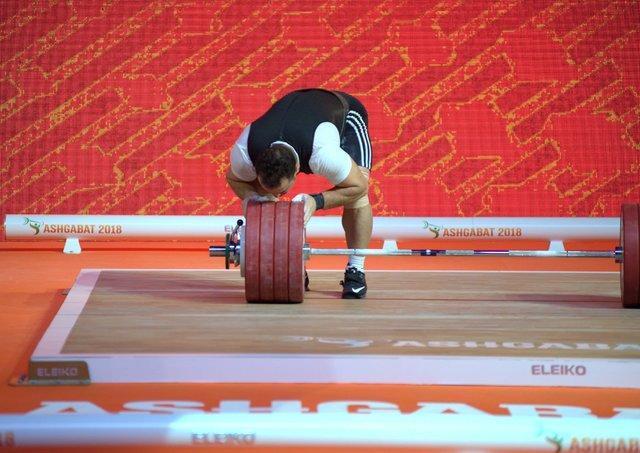 سومی تیم ناقص ایران در وزنه برداری قهرمانی دنیا، دومی در رده بندی مدالی