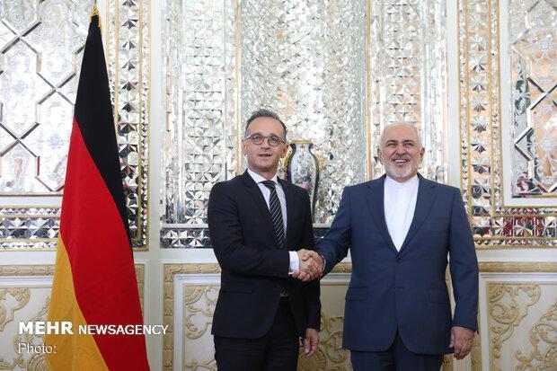 ماس چیز جدیدی برای ارائه به ایران نداشت ، جدی بودن تهدید ایران