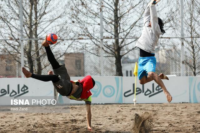 برنامه کامل رشته فوتبال در بازی های جهانی ورزش های ساحلی