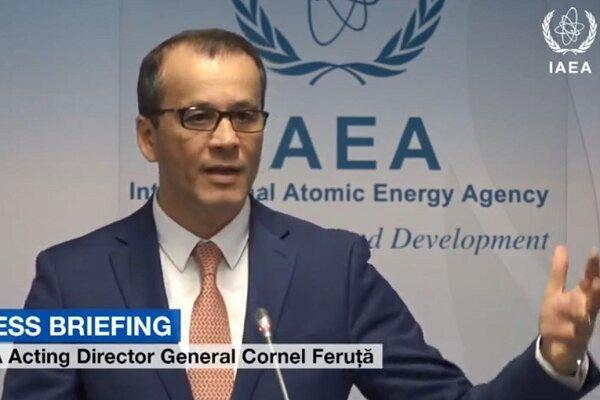 مدیرکل آژانس بین المللی انرژی اتمی از مسئولان ایرانی قدردانی کرد