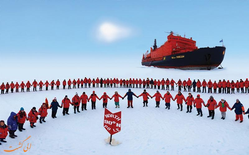 برای سفر به قطب شمال این نکات را رعایت کنید!