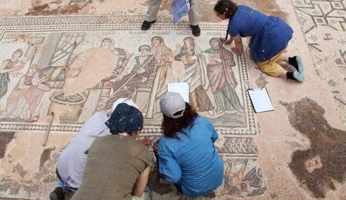 یاری 100 میلیون دلاری یک موسسه برای حفظ آثار باستانی