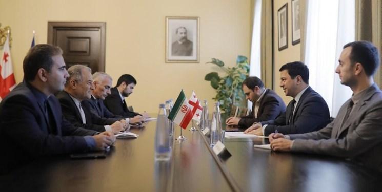 علی لاریجانی به گرجستان دعوت شد