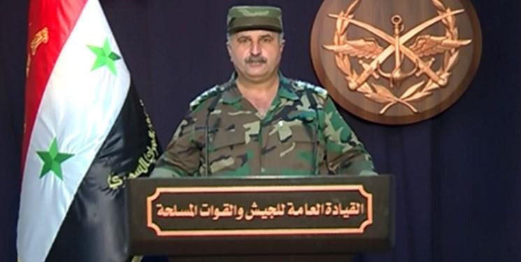 ارتش سوریه: شمال حماه و جنوب ادلب از وجود تروریست ها پاکسازی شد