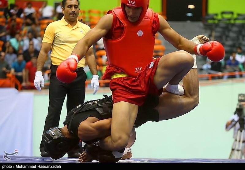 دومین پیروزی ووشوکاران ایران مقابل اندونزی