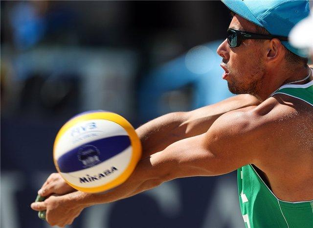 والیبال ساحلی زیر 21 سال دنیا، تیم ملی ب ایران مغلوب تایلند شد