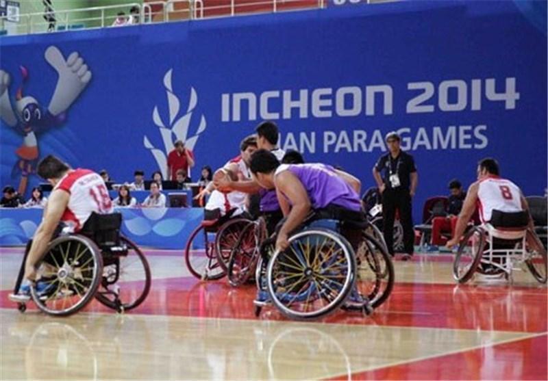 فزونی قاطع تیم بسکتبال با ویلچر ایران مقابل تایلند