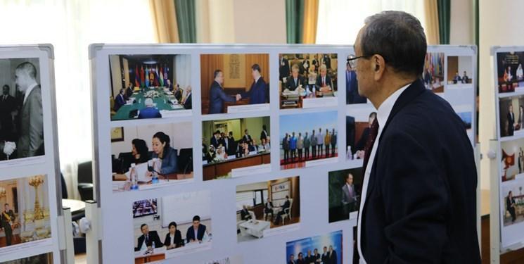 برگزاری هفتاد و پنجمین سالگرد تاسیس وزارت خارجه قرقیزستان