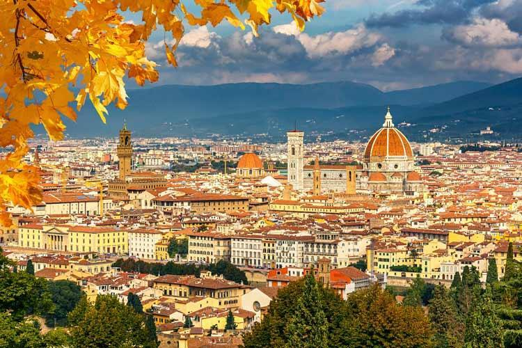 راهنمای سفر به فلورانس؛ ایتالیا