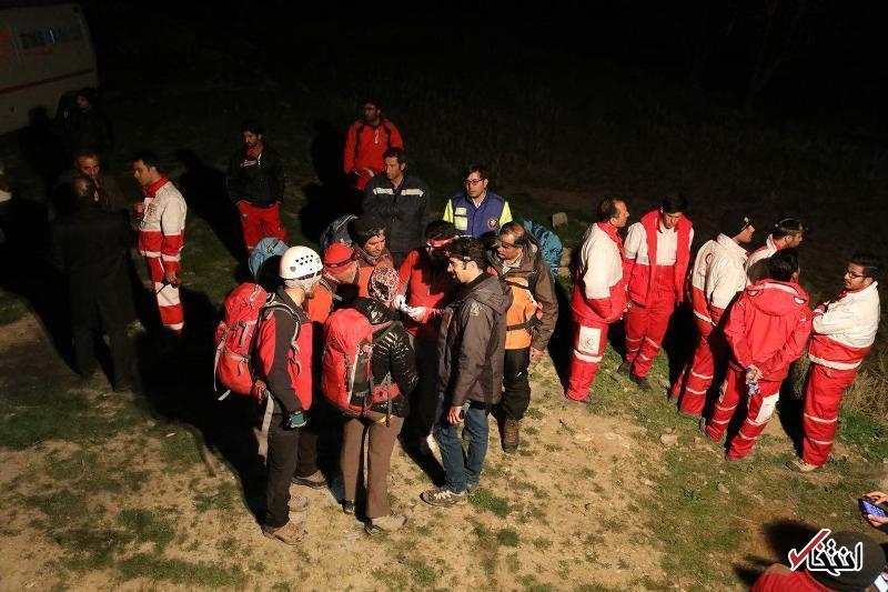 از 11 جانباخته هواپیمای ترکیه ای، 2 جسد غیرقابل شناسایی است و یک جسد پیدا نشده