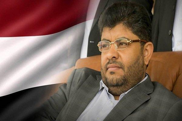 نظر محمد علی الحوثی درباره مشارکت سودان در ائتلاف سعودی