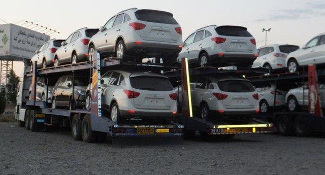 انتقاد از شیوه ترخیص خودروهای دپو شده در گمرک