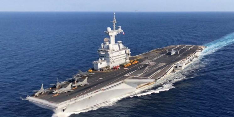 فرانسه ناو هواپیمابر به غرب آسیا می فرستد