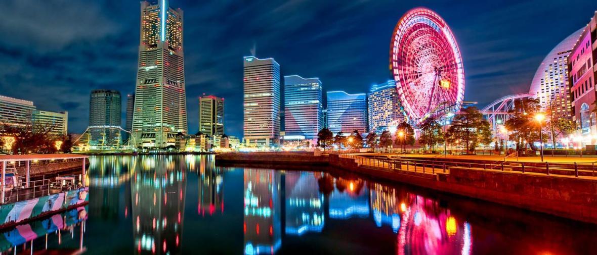 جاذبه های گردشگری یوکوهاما ؛ ژاپن