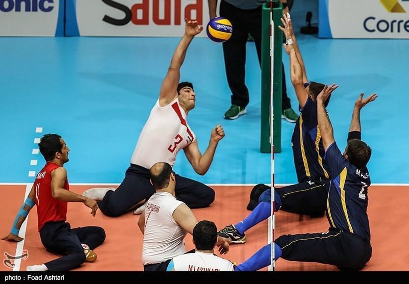 اعلام تاریخ جدید مسابقات والیبال نشسته قهرمانی آسیا و اقیانوسیه