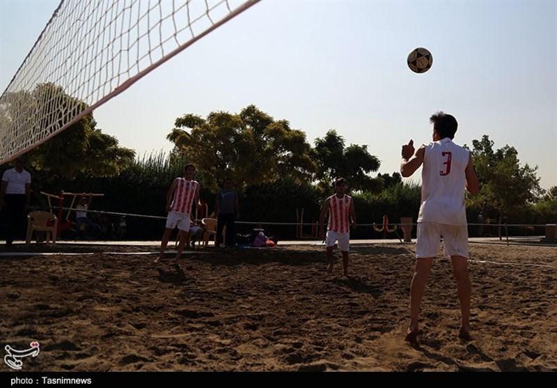 پیروزی تیم ملی فوتوالی ایران برابر تایلند