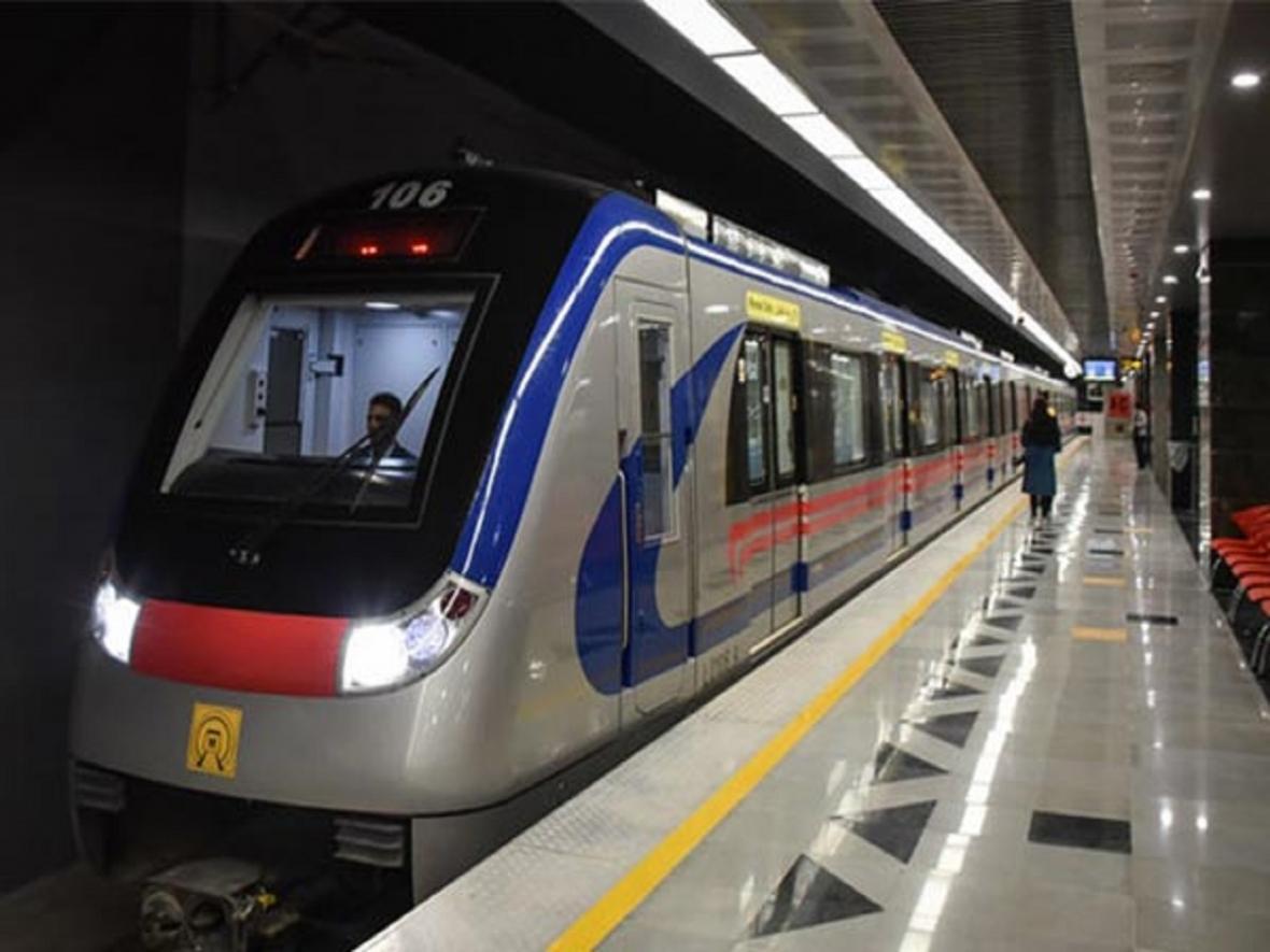 فرمول دانشمندان جوان ایرانی برای شلوغی ایستگاه های مترو