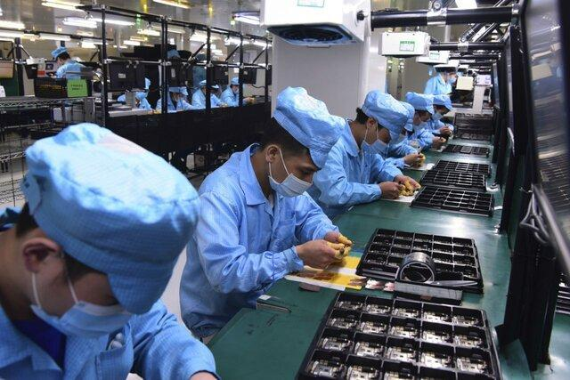 تهدید جدید برای ازسرگیری فعالیت کارخانه های چینی