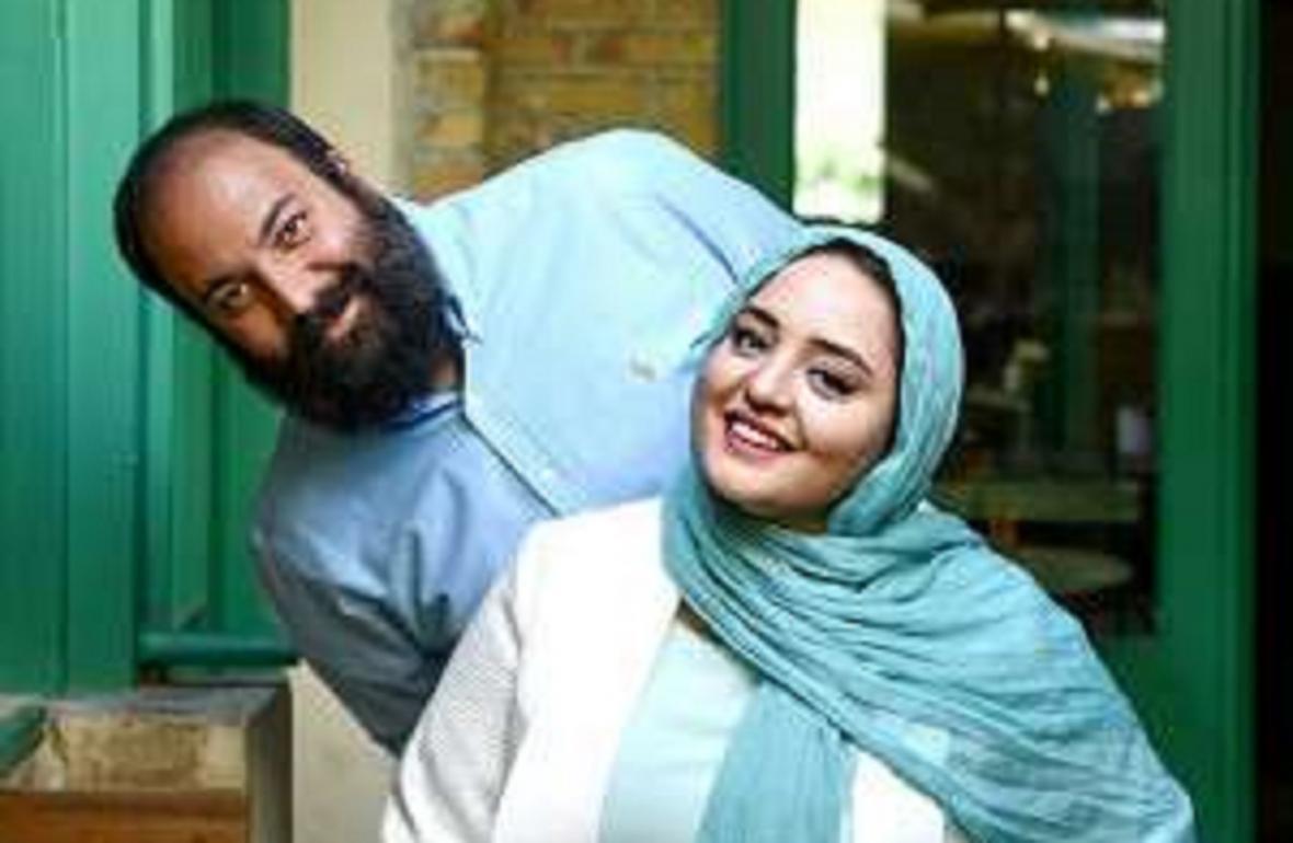 نرگس محمدی تولد همسرش را تبریک گفت
