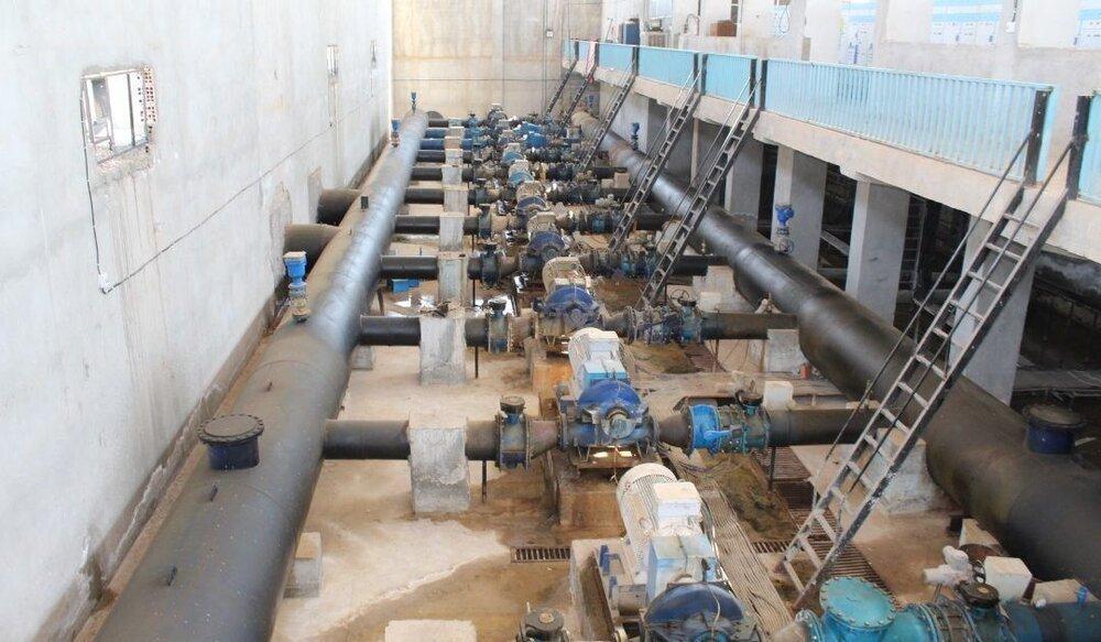ترکیه برای سومین بار آب شهر الحسکه را قطع کرد