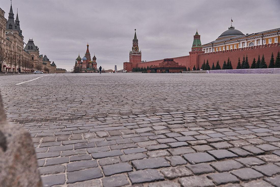 خبرنگاران تعطیلی یک ماهه روسیه برای کرملین چقدر آب می خورد؟