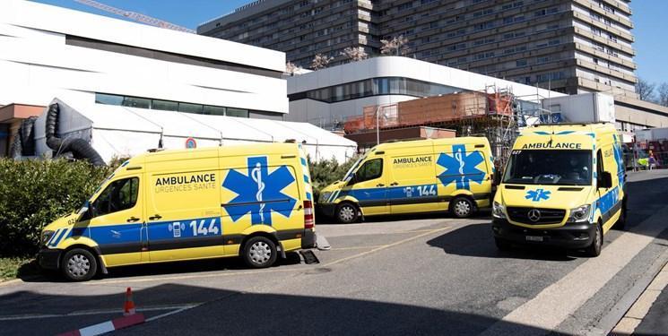 کرونا، افزایش بیش از هزار نفری مبتلایان در سوئیس و بلژیک