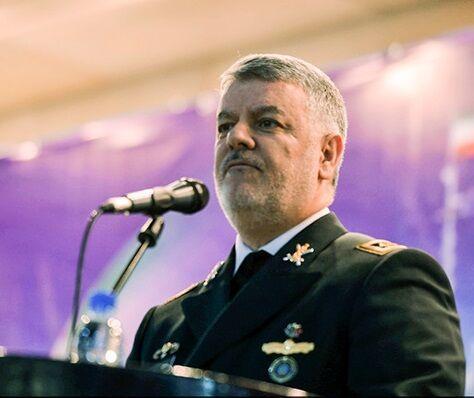 خبرنگاران اولویت امروز ارتش پدافند زیستی از محدوده خاک ایران است