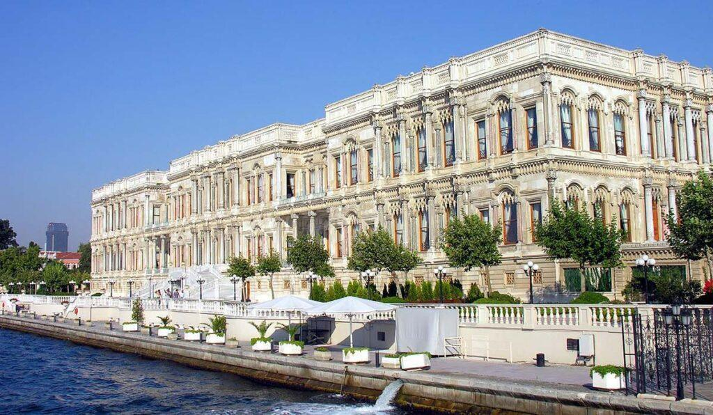 معرفی هتل 5 ستاره Ciragan Palace Kempinski استانبول