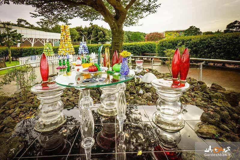 قلعه شیشه ای جیجو، اولین تم پارک شیشه ای کره جنوبی، عکس