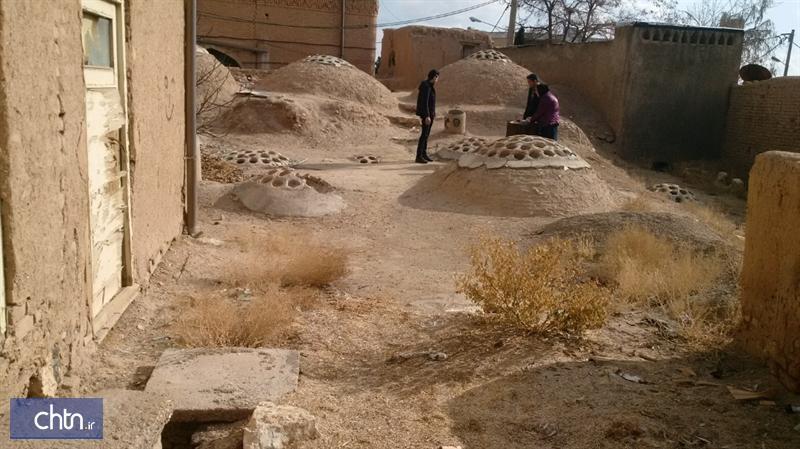 شروع بازسازی حمام تاریخی چهارسوق شاهرود
