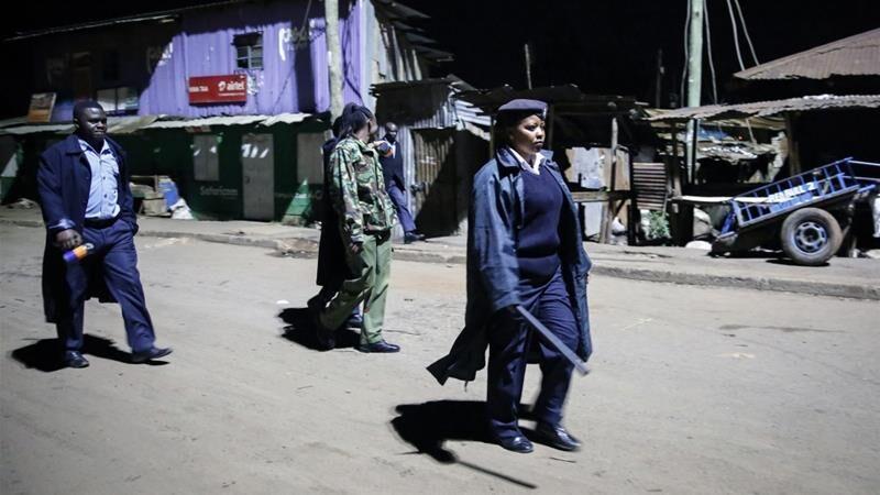 مرگ 15 کنیایی در جریان مقررات مقابله با کرونا به دست پلیس