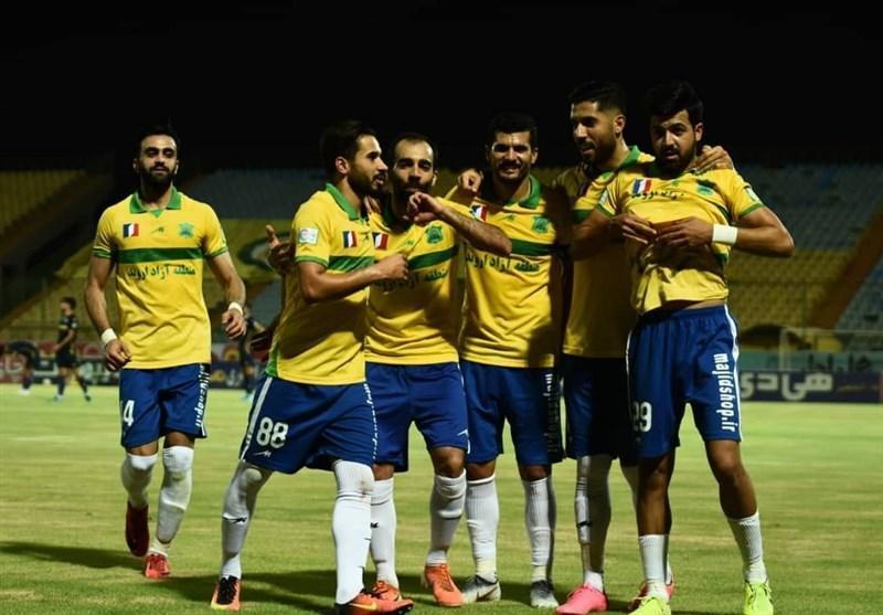 لیگ برتر فوتبال، صنعت نفت با برتری مقابل پارس جنوبی مدعی شد