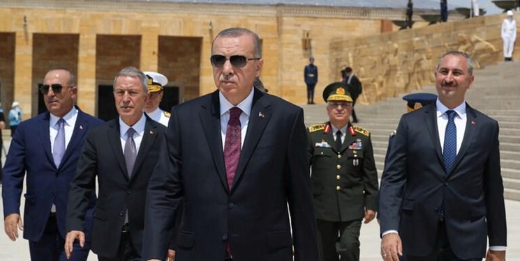 اردوغان: همه توطئه ها علیه ترکیه در منطقه را خنثی کردیم