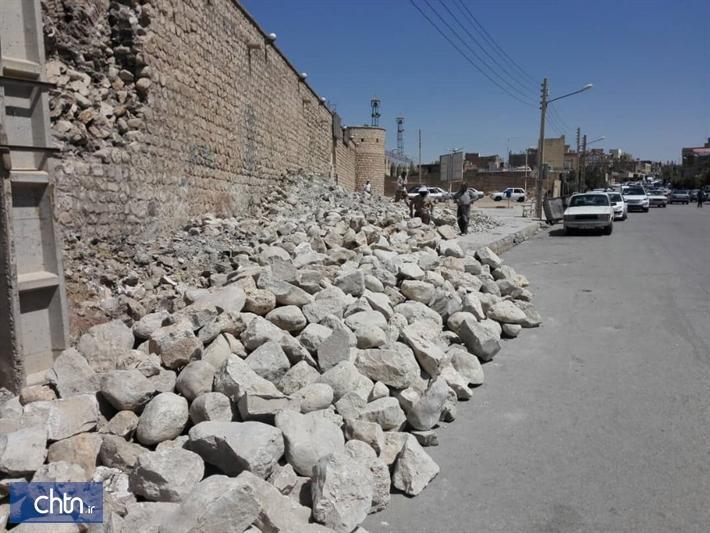 کاروانسرای شاه عباسی قصرشیرین بازسازی می گردد