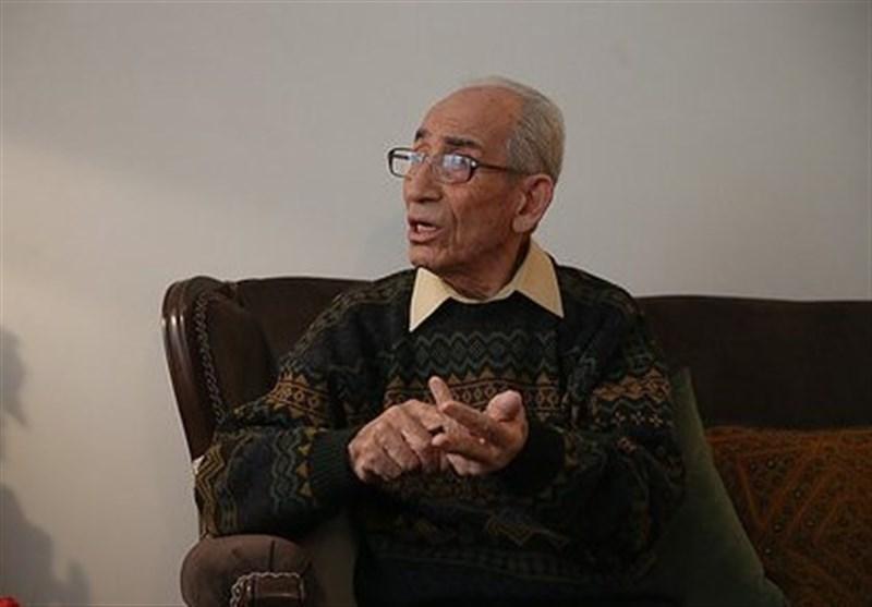 پیکر استاد ابوالملوکی به خاک سپرده شد