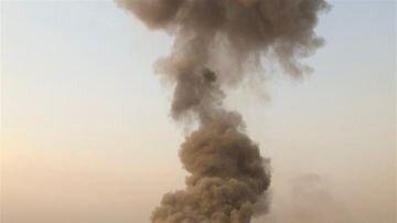 2 انفجار در پایگاه هوایی اسپایکر عراق