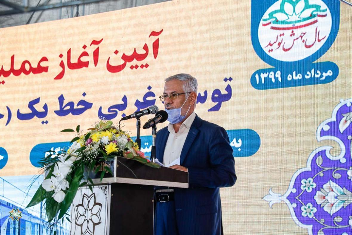 سهم شیراز از اعتبارات ملی متناسب با موقعیت این کلان شهر نیست