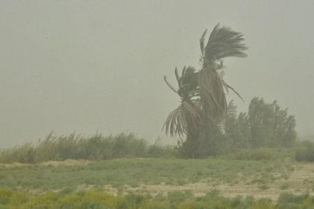 تندبادی با سرعت 126 کیلومتر بر ساعت غرب بلوچستان را درنوردید
