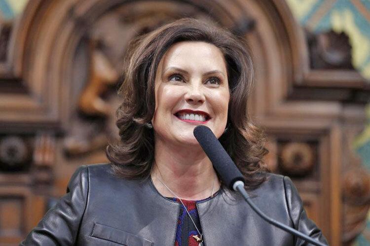 ملاقات محرمانه بایدن با ویتمر ، این زن معاون رئیس جمهوری آمریکا می گردد؟