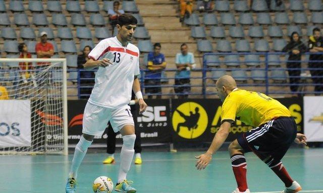 حضور مجدد فرهاد توکلی در تیم ملی فوتسال