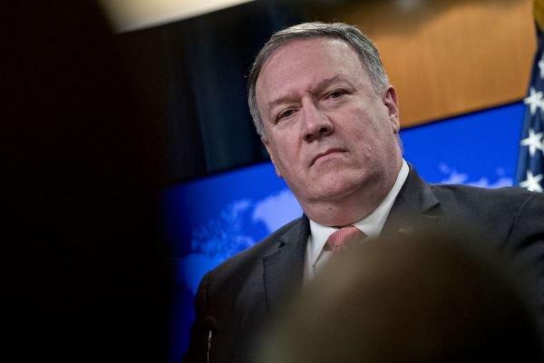 پمپئو: اشتباه شورای امنیت را اصلاح می کنیم!